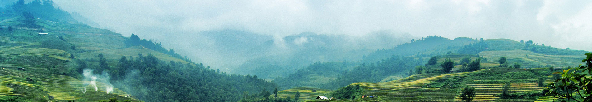 Amazing view around Sapa - Get a private tour guide
